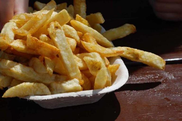 Bridge Fries