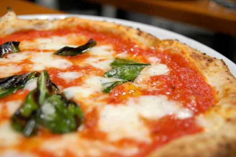 Pizza Margarita, Pizza Salvatore Cuomo, Yoyogi