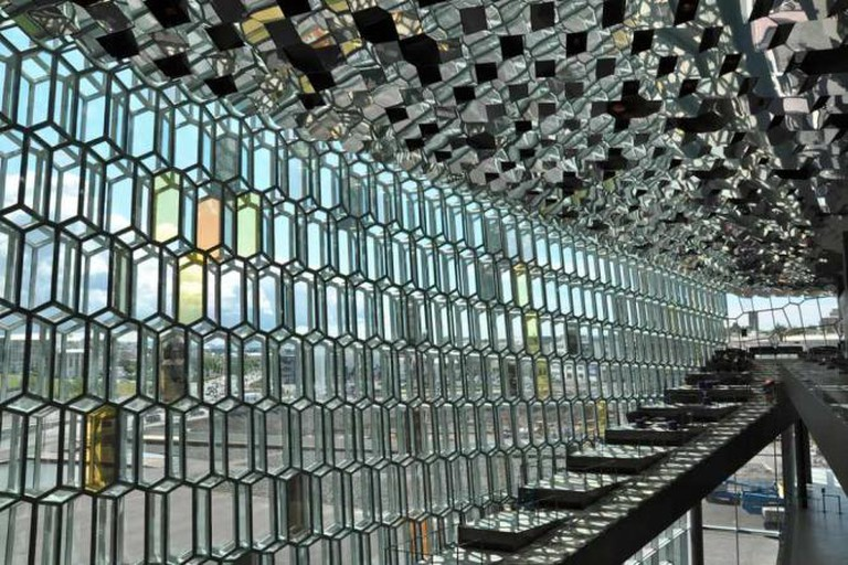 Harpa Reykjavik Concert Hall and Conference Center