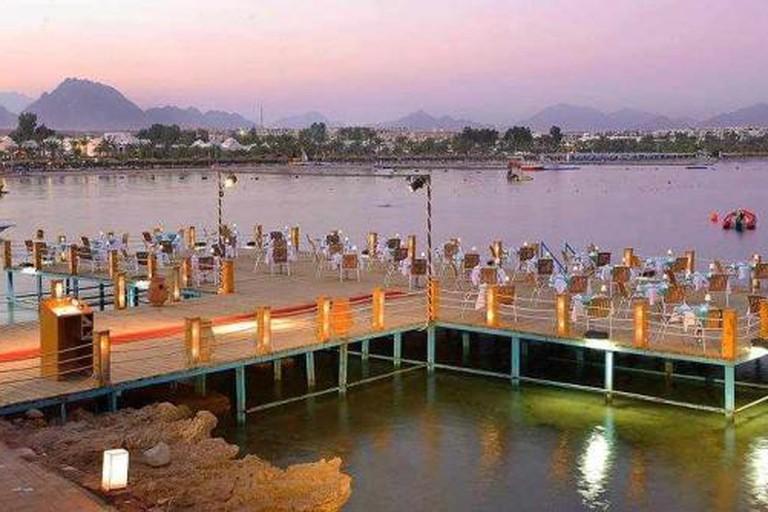Dolphino Restaurant, Sharm-El-Sheikh