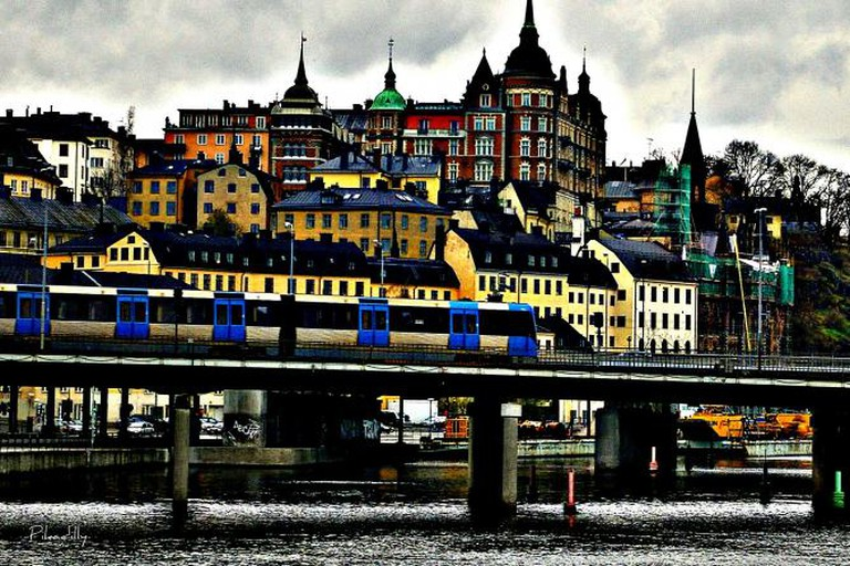 View of Sodermalm