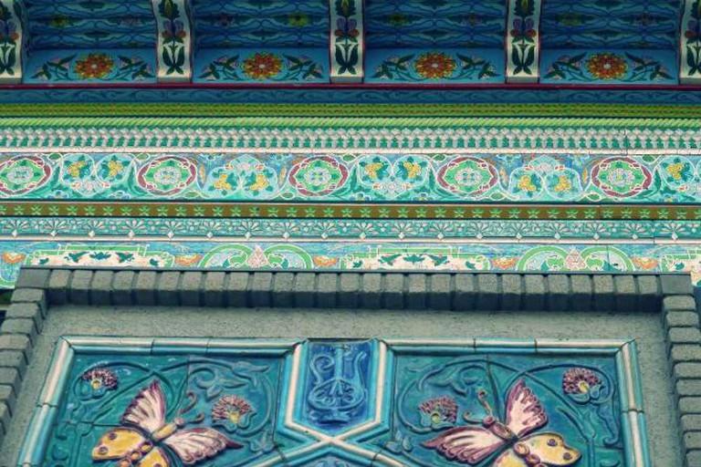 Dushanbe Teahouse