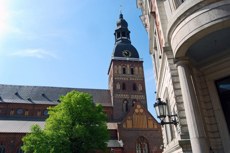 St. Peters Church, Riga