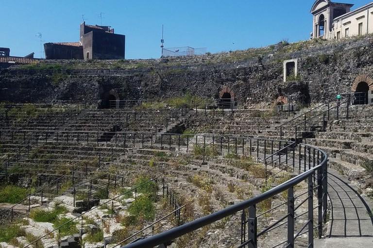 Teatro Greco Romano Odeon