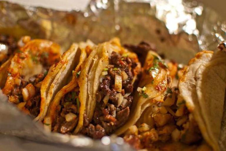 Street tacos