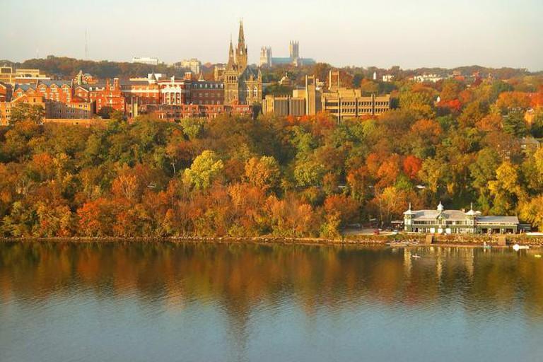 Georgetown University campus