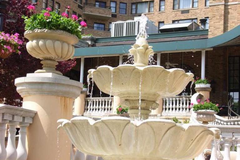 Omni Shoreham Hotel Gardens