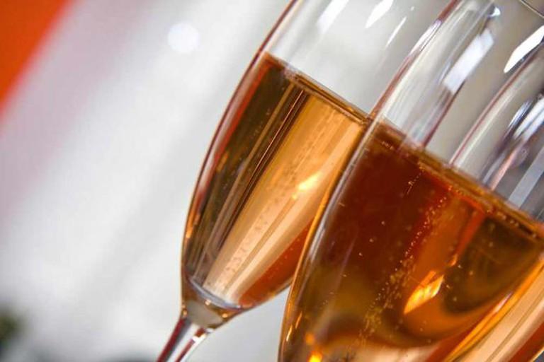 Champagne Supernover