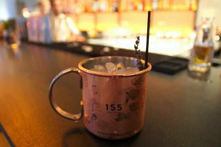 Copper Cocktail