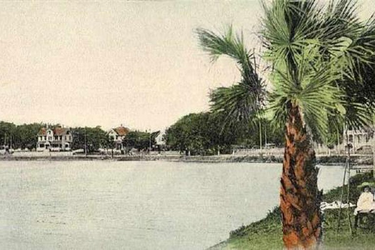 Lake Lucerne in 1905
