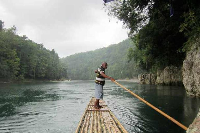 Rafting on Rio Grande