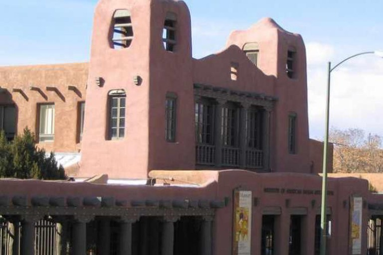 Museum of Contemporary Native Arts, Santa Fe, New Mexico