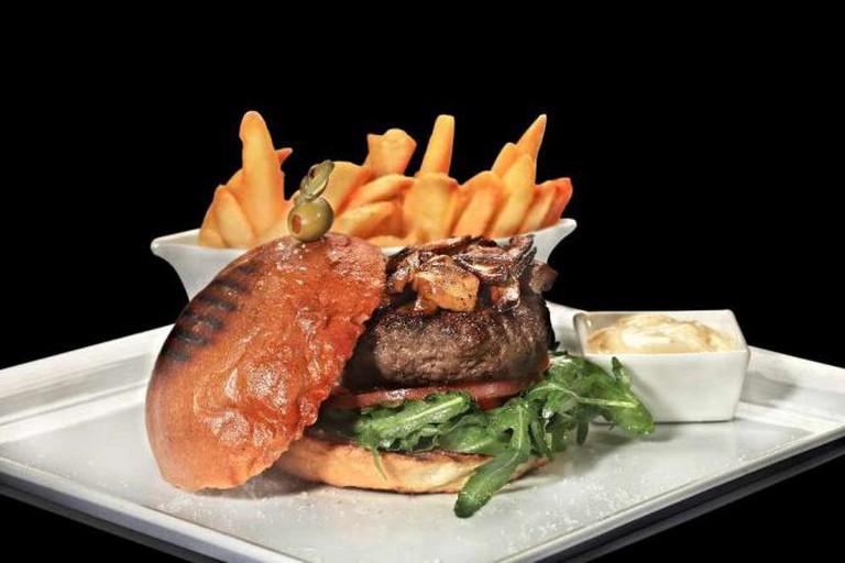 Y-Burger