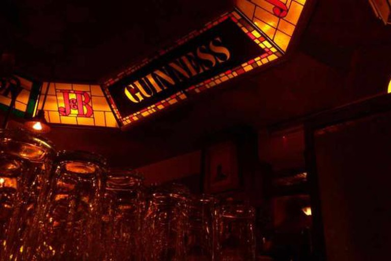 """A Creative Commons Image: The Kilkenny """"Guinness Sign"""""""
