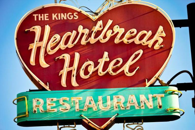 The King's Heartbreak Hotel I