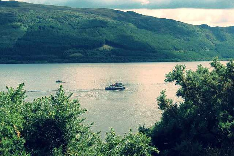 Boat Tour on Loch Ness