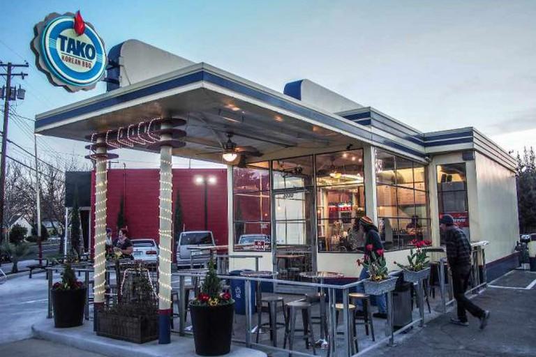 Nopalitos Southwestern Café, Sacramento