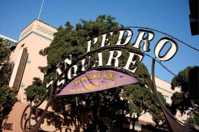 San Pedro Square