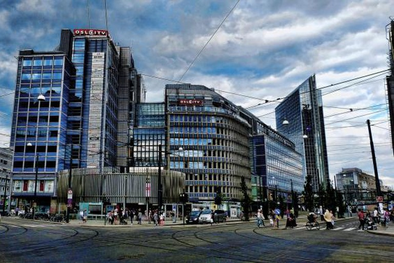 Central Oslo