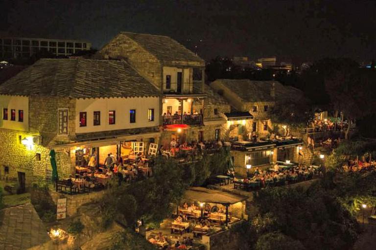 Mostar bars