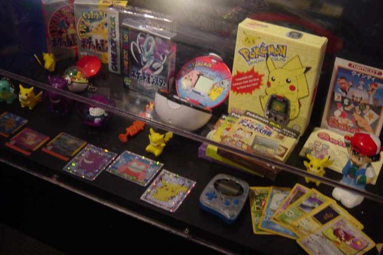 Pokemon merchandise