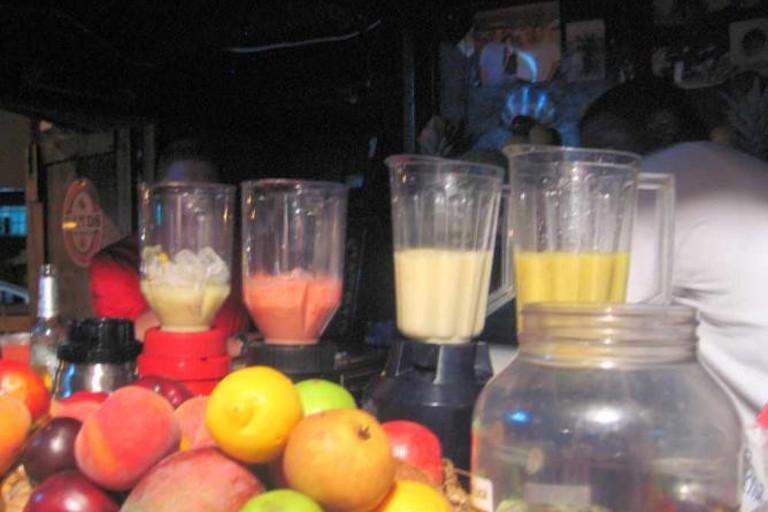 Fresh fruit blenders I