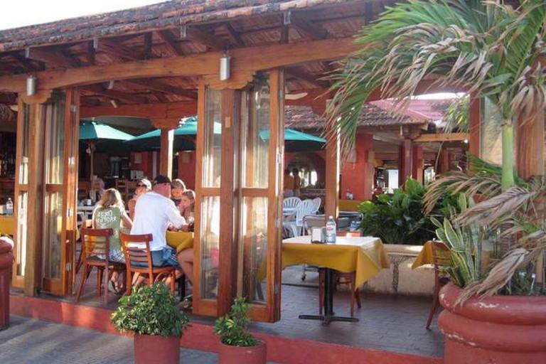 Palmeras Restaurant