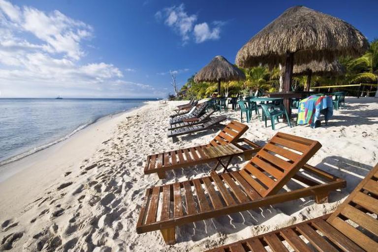 Beach Cozumel