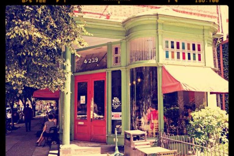 Sabrina's Cafe, Philadelphia