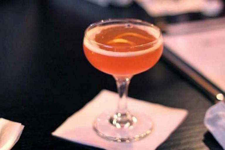 Bourbon Cocktail