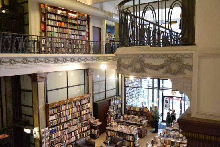 Puro Verso bookshop