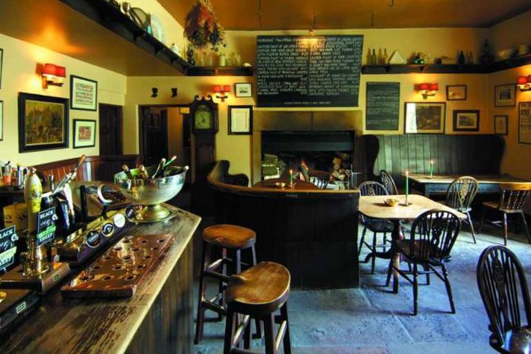 The Blue Lion Inn