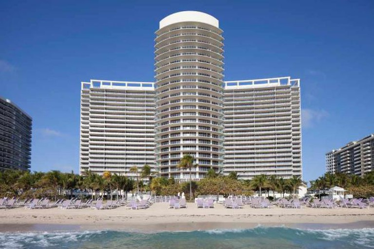 St. Regis Bal Harbour Resort Waterfront