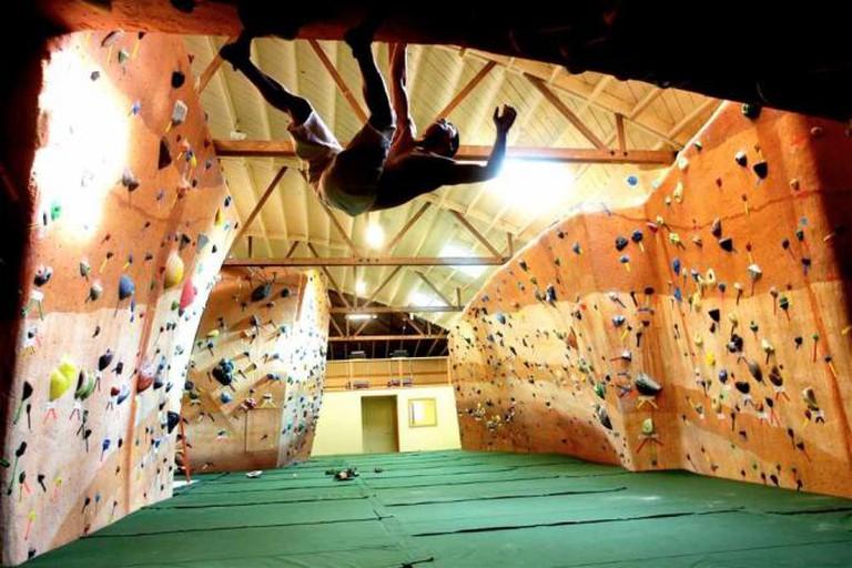 Bridges Rock Gym