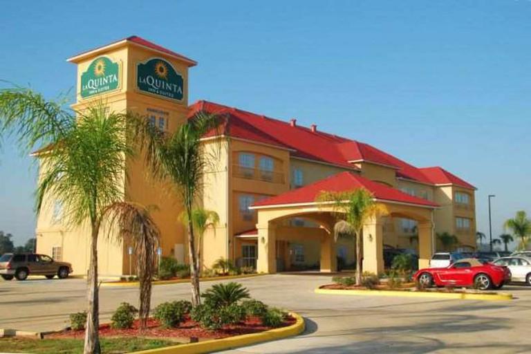 La Quinta Inn & Suites in Iowa, LA