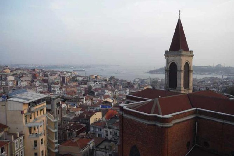 View from 360 Istanbul