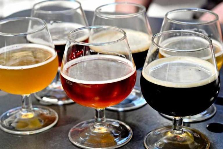 Beer Bistro Samplers