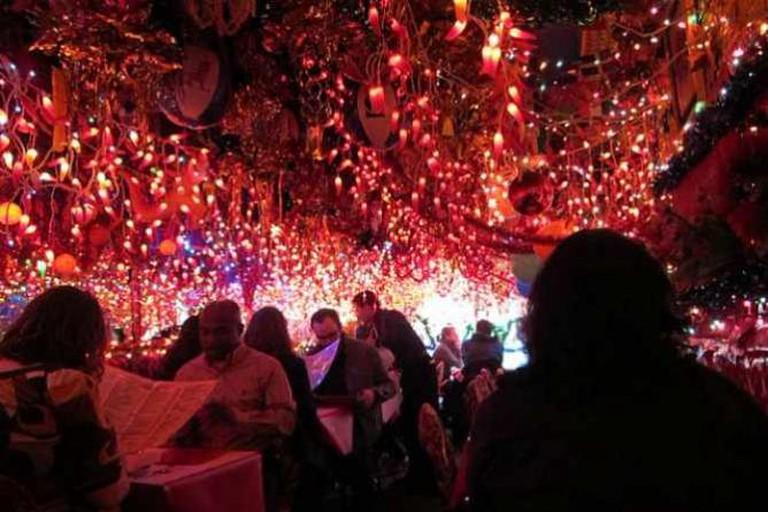 Christmas Pepper Lights inside Panna II