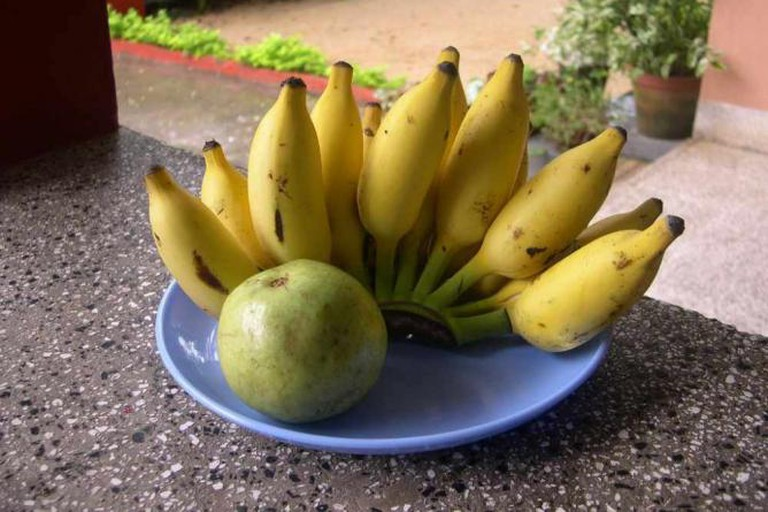 Bananas of Kerala