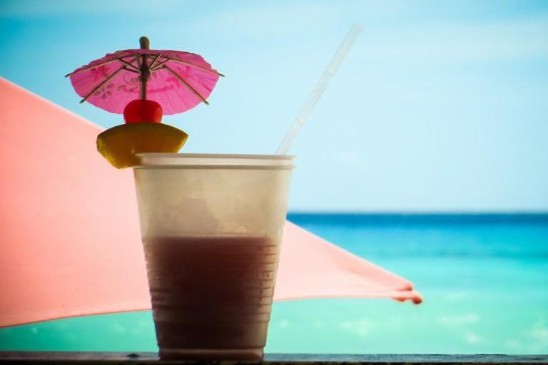 Tiki Bar, Accra Beach