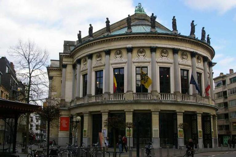 Bourla Theater, Antwerp
