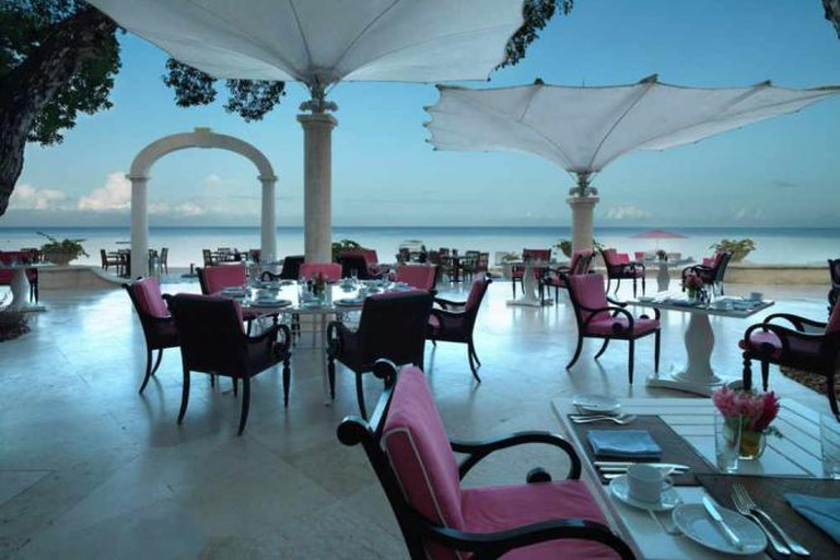L'Azure Restaurant, Barbados