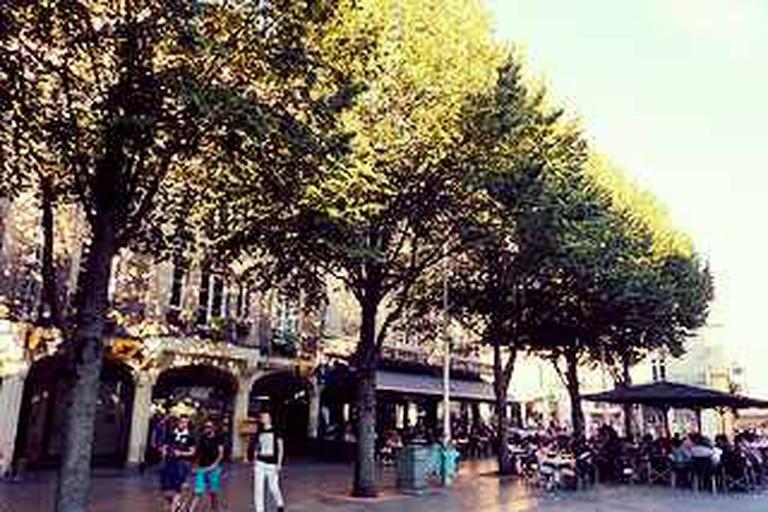 Reims' Place Drouet d'Erlon