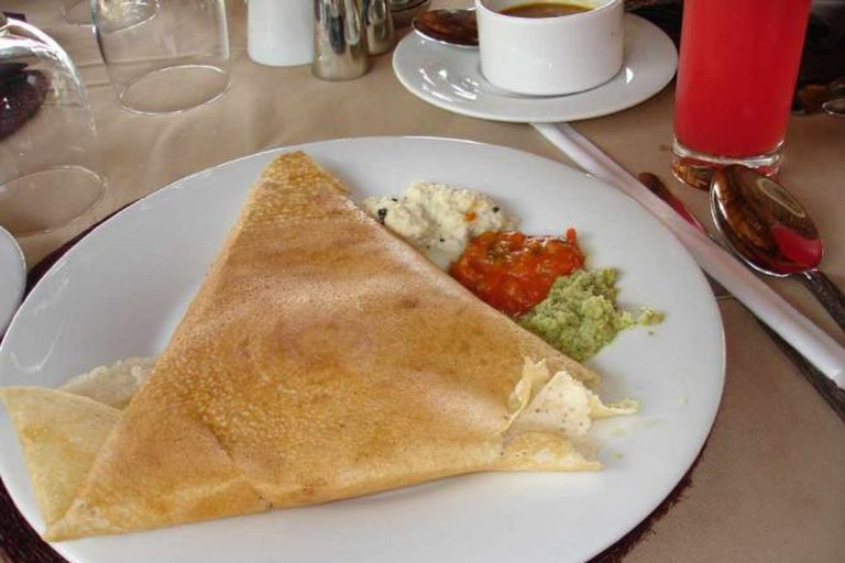 Dosa for Breakfast