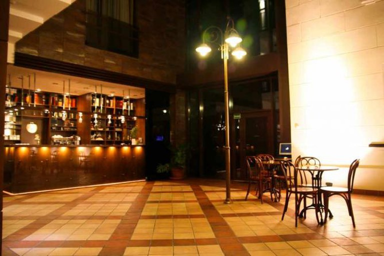 Hotel Daugirdas Bar