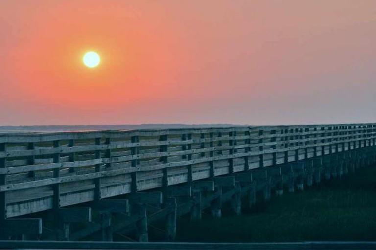 Grey's Beach Dock