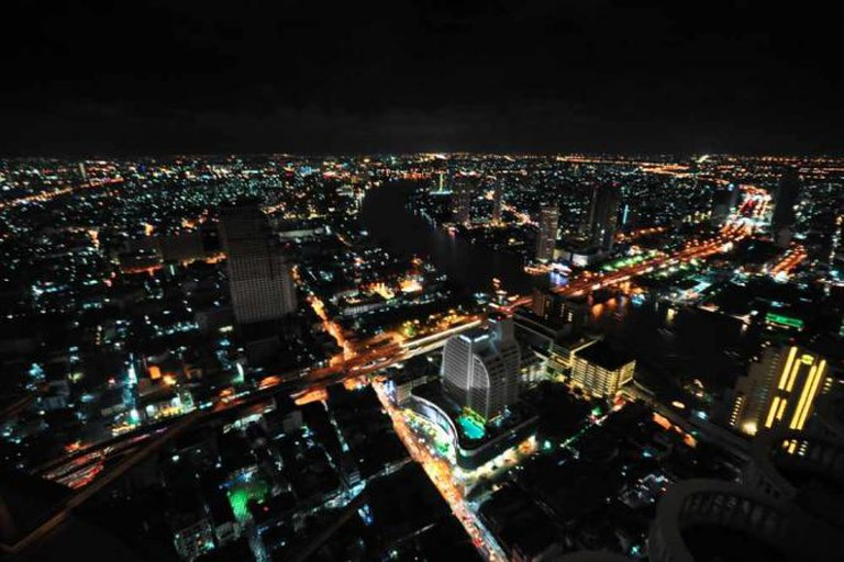 Sky Bar at State Tower