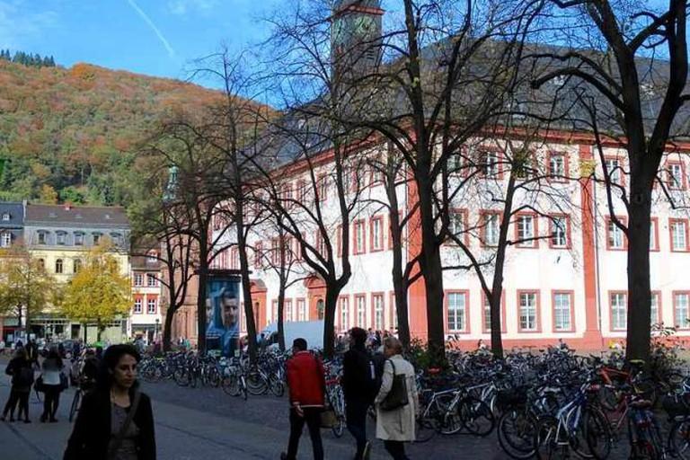 Campus Altstadt, Alte Universität Heidelberg
