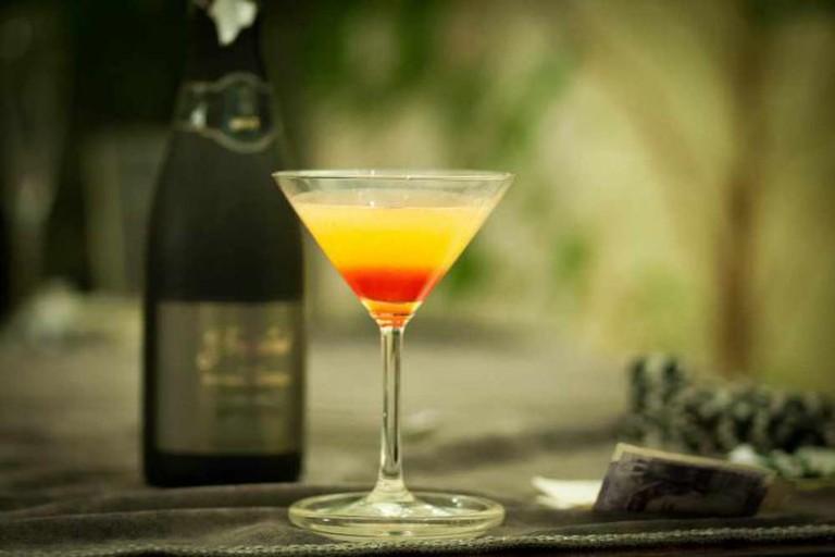 Golden Dawn Cocktail
