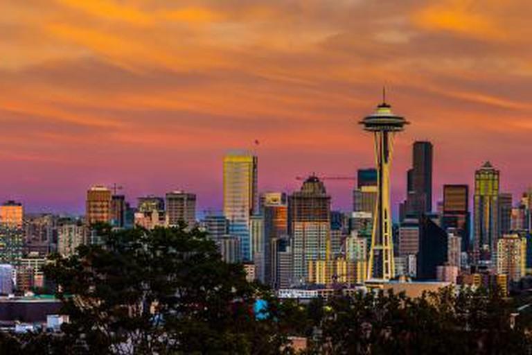 Golden Seattle